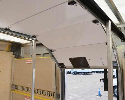 WHITING Roll-Up Door Interior