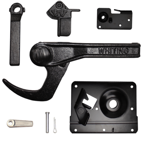Standard Lock With Inside Release