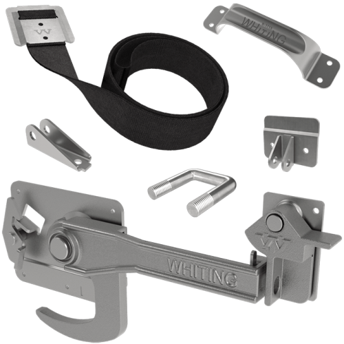 Exterior Stainless Steel Hardware Package