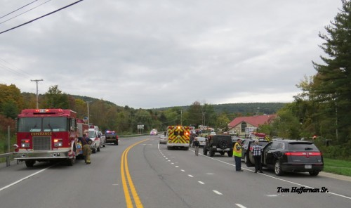 Honouring the Schoharie Crash Victims and First Responders